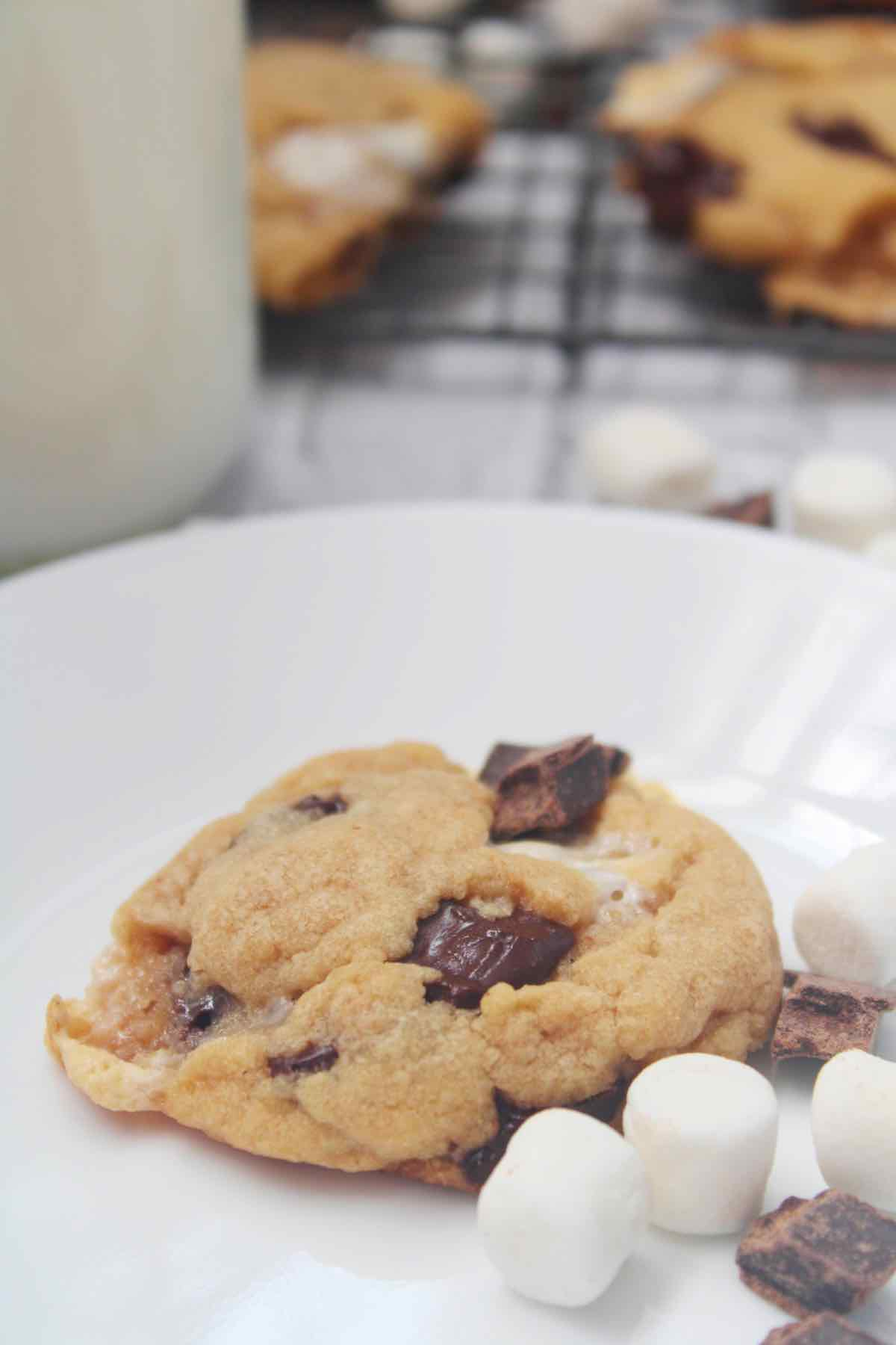 Delicious Baked Cookies