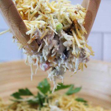 receita de salpicão de frango
