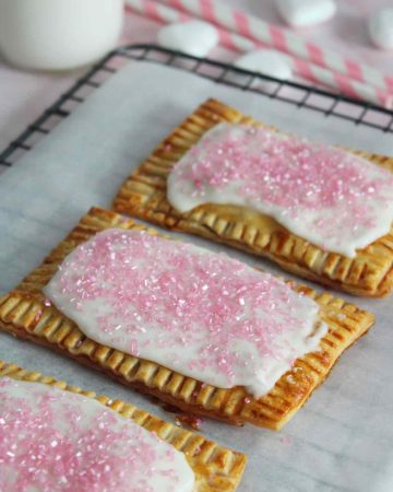 strawberry pop tarts recipe